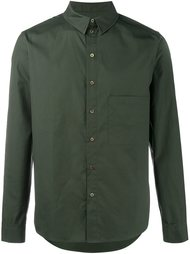 chest pocket shirt By Walid