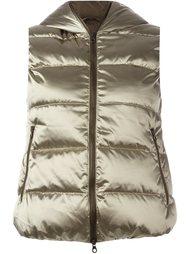 'Febedue' sleeveless puffer jacket Duvetica