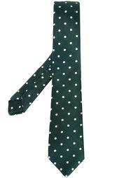 галстук в горох Borrelli
