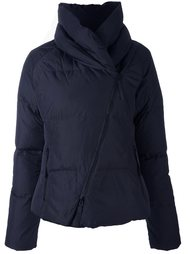 side zip padded jacket Rundholz