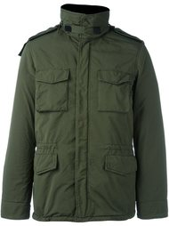 pocketed military jacket Aspesi