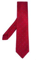 галстук в горох Kiton