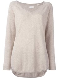 свитер c V-образным вырезом   Chinti And Parker