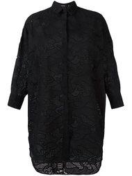 кружевная блузка Neil Barrett