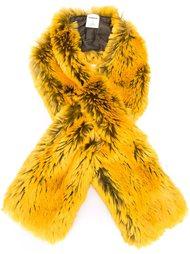 шарф из искусственного меха Chalayan