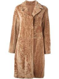 пальто-дубленка  Drome