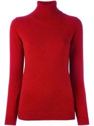 кашемировый свитер с высокой головиной Allude