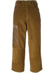 брюки пятикарманного дизайна Mm6 Maison Margiela