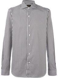 полосатая рубашка на пуговицах Gabriele Pasini