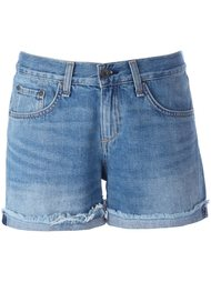 frayed edge denim shorts Rag & Bone /Jean
