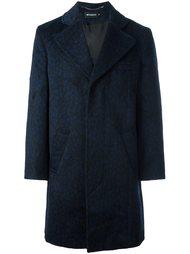 пальто с леопардовым узором Misbhv