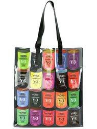 сумка-тоут с принтом консерв Y-3