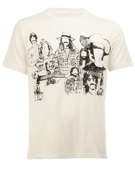 printed T-shirt The Soloist