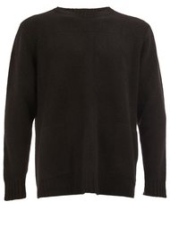 cashmere long sleeve jumper The Elder Statesman