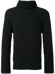 turtleneck ribbed sweater Christian Dada