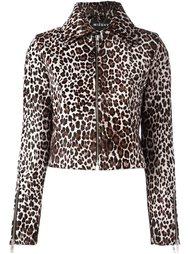 куртка с леопардовым узором Misbhv