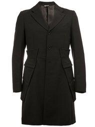 slim fit buttoned coat Comme Des Garçons Homme Plus