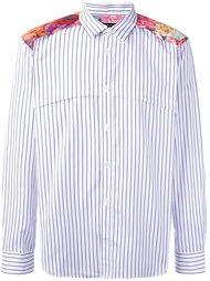 рубашка в полоску Comme Des Garçons Homme Plus