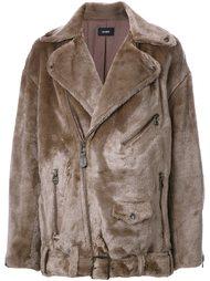 байкерская куртка со шнуровкой G.V.G.V.