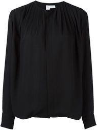 блузка со складками Comme Des Garçons Noir Kei Ninomiya