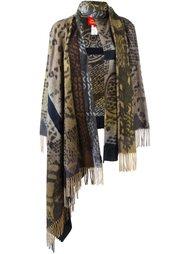 накидка с бахромой Vivienne Westwood