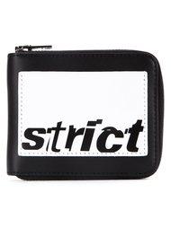 кошелек с принтом 'Strict' Alexander Wang