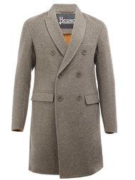 классическое двубортное пальто Herno