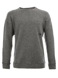 cashmere embroidered eye jumper The Elder Statesman
