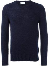 свитер с круглым вырезом Closed