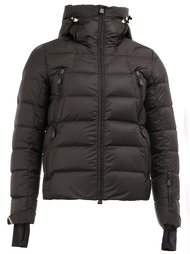 padded hooded jacket Moncler Grenoble