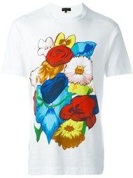 футболка с принтом Comme Des Garçons Homme Plus