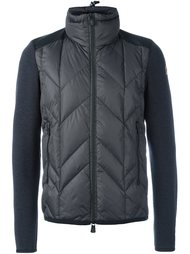 стеганая куртка на молнии Moncler Grenoble