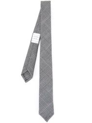 plaid tie Thom Browne