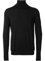 свитер с высоким горлом Zanone