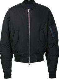 пуховая куртка-бомбер Juun.J