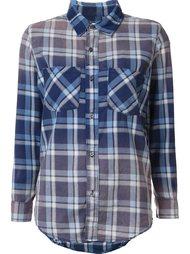 plaid shirt NSF