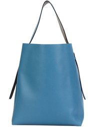medium bucket shoulder bag  Valextra