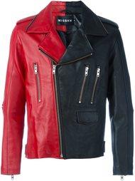 куртка 'Sonic Youth' дизайна колор-блок Misbhv