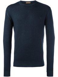 свитер с круглым вырезом Etro