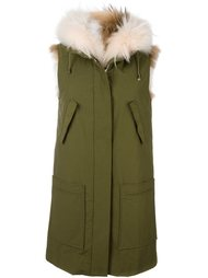 sleeveless parka Army Yves Salomon