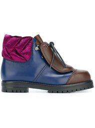 lace-up boots  Marco De Vincenzo