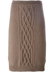 knitted skirt  Agnona