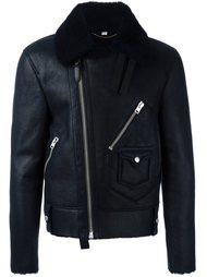 biker jacket Coach