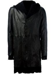 многослойное пальто Salvatore Santoro