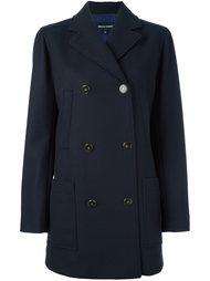 двубортное пальто Vanessa Seward