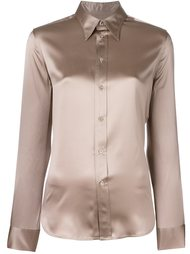 classic button down shirt Ralph Lauren Purple
