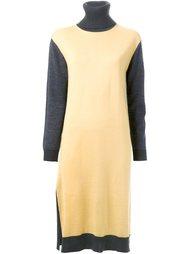 трикотажное платье миди Muveil