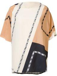 boxy shortsleeved blouse Loewe