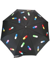 зонт с принтом капсул Moschino
