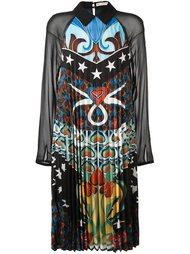 плиссированное платье 'Fortune' Mary Katrantzou